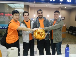 Kingsgate Mall Pumpkin Carving Contest (2012)