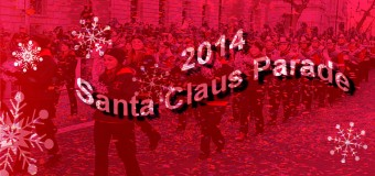 2014 Santa Claus Parade highlights