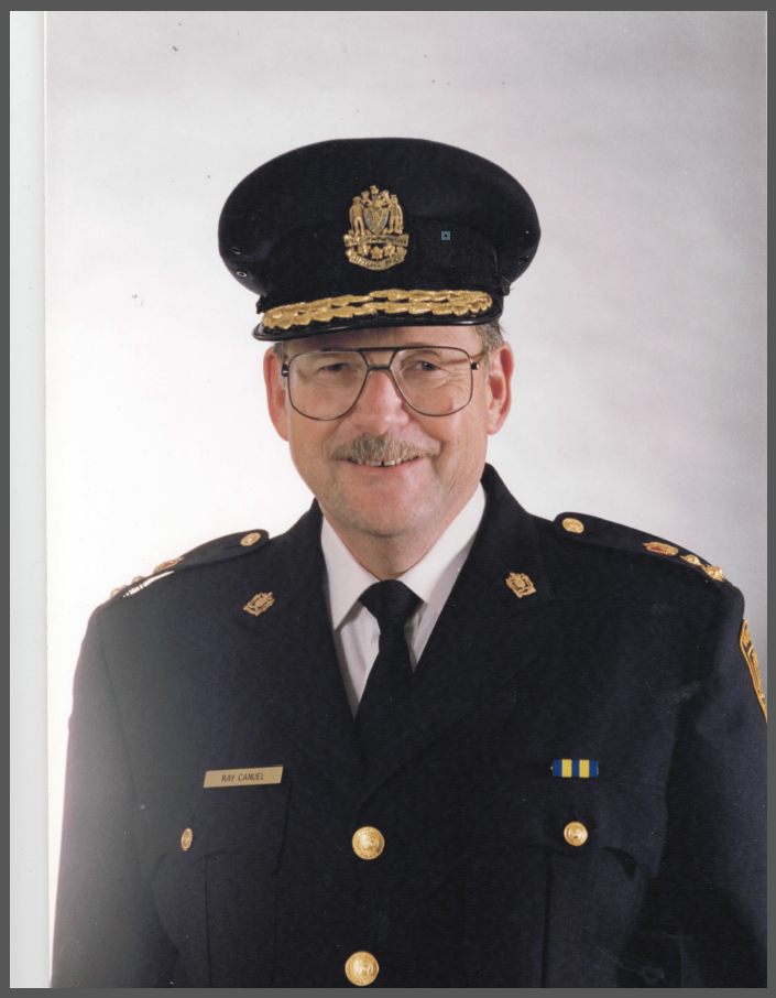 VPD Chief Ray Canuel