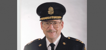 Chief Ray Canuel Senior Programs