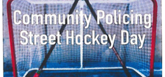 Community Policing Street Hockey 2019