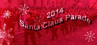 2014 Santa Claus Parade highlights