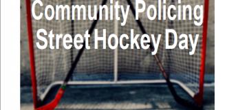Youth Street Hockey Day – September 15, 2018
